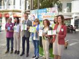 Málaga.- La Junta aboga por difundir hábitos saludables para prevenir enfermedades por tabaquismo