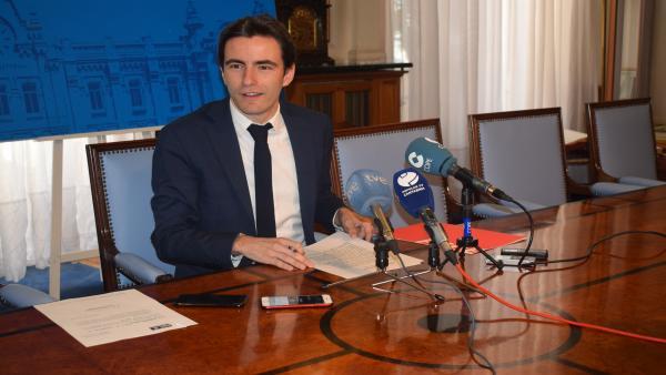 Santander.- PSOE ve que el Gobierno 'avanza' para la llegada de la colección Enaire a Gamazo