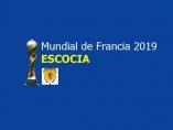 Equipo de Escocia para Francia 2019