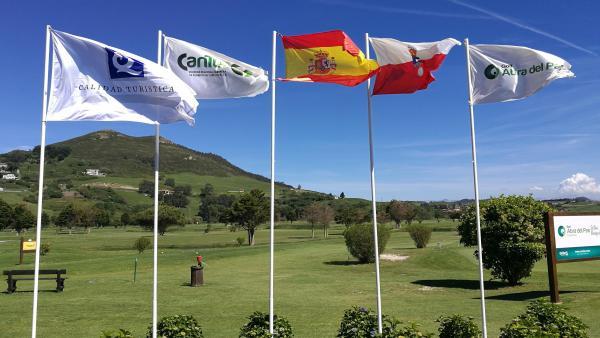 El Campo de Golf Abra del Pas 'Celia Barquín' obtiene la 'Q' de Calidad Turística del ICTE
