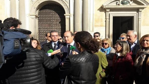 Granada.- Tribunales.- La revisión del recurso a la sentencia que anuló el congreso del PP se adelanta al 16 de julio