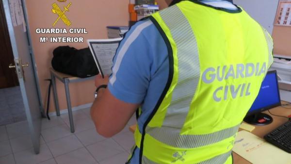 Castellón.- Sucesos.- Detenidos 2 varones e investigados otros 4 por apropiarse de más de 60.000 kilos de naranjas