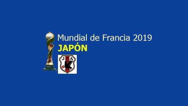 El equipo japonés para eL Mundial 2019