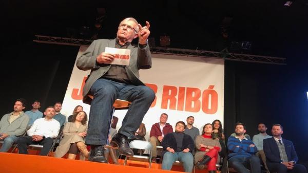 26M.-Ribó cree que Compromís 'debe liderar un gobierno de progreso' y destaca la fidelidad de voto que les otorga el CIS