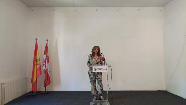 Artistas españoles e iberoamericanos reflexionan sobre el problema del arte público en una exposición en Segovia