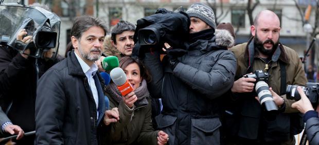 Oriol Pujol volverá a salir de la cárcel una semana después de que el juez le revocara el tercer grado