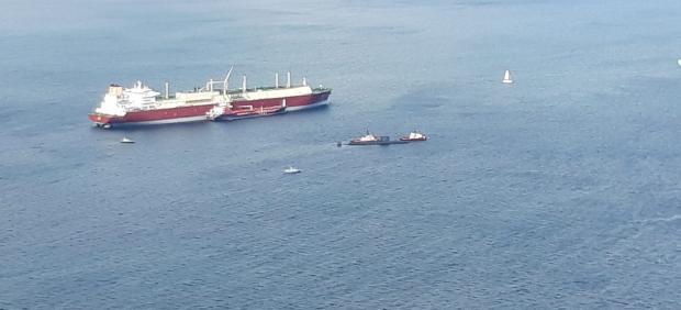 El submarino británico 'HMS Talent', de la clase 'Trafalgar', vuelve a arribar en Gibraltar