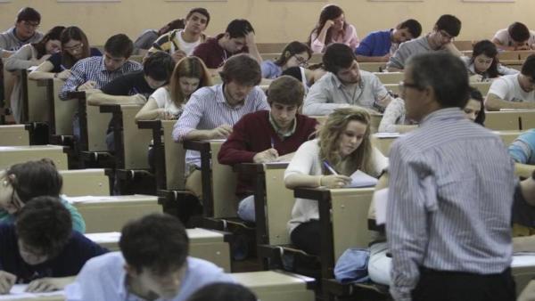 Un total de 5.106 estudiantes realizarán la EBAU en Extremadura, que cuenta como novedad con un protocolo de seguridad