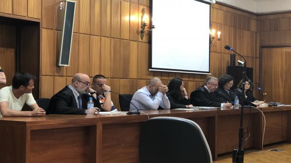 Trib.-Jurado Popular declara culpable al acusado de matar a una pareja en Caravaca y a hermanos Valverde de encubridores