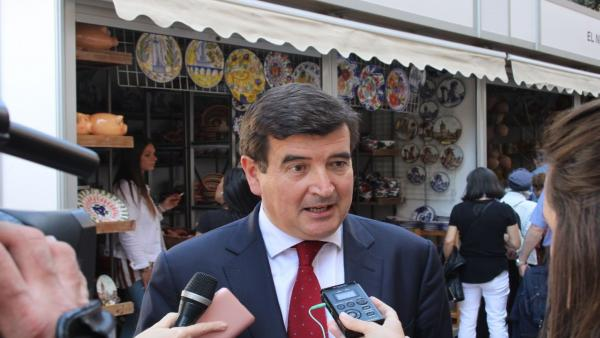 26M.- Valencia.- Giner presenta una versión de lectura accesible del programa electoral de Cs