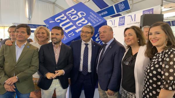 Málaga.- Los 'showcooking' centran la primera jornada de la feria comarcal Sabor a Málaga de Antequera