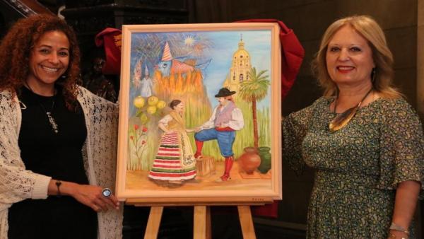 La Fiesta de Primavera de Murcia que se celebra en Palma incluye un mercado artesano y actuaciones musicales