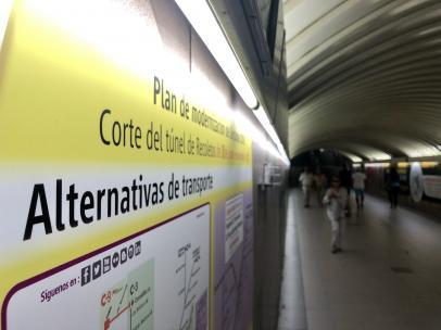 Túnel de Recoletos