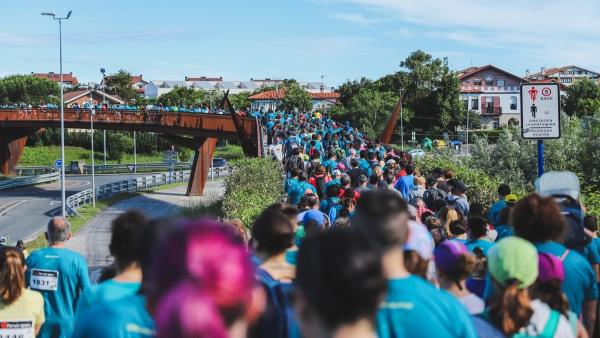 La carrera solidaria Kosta Trail recorrerá la costa vizcaína el 9 de junio en beneficio de GaituzSport
