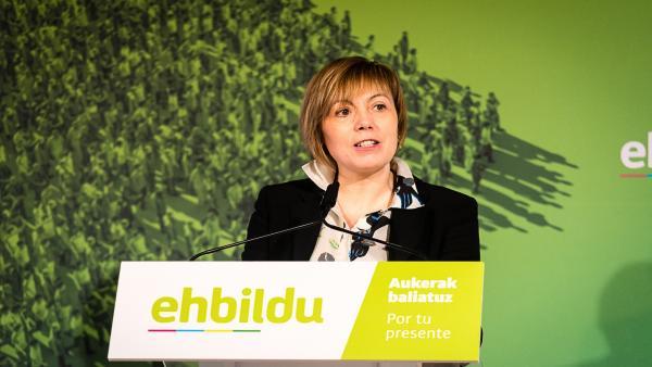 Larrion (EH Bildu) apuesta por una consulta para decidir con que transporte cone