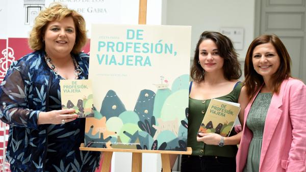 Granada.- Diputación edita 'De profesión, viajera', el libro ganador del premio de poesía infantil El Príncipe Preguntón