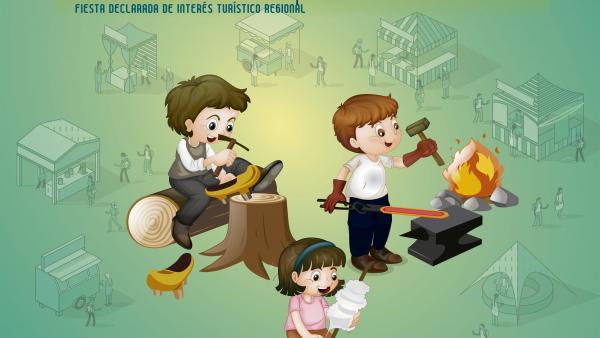 Los antiguos oficios artesanales y el homenaje a la Vijanera protagonizarán el 42º Día Infantil de Cantabria