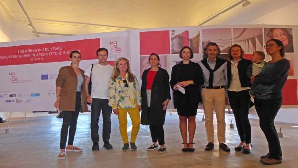 Inauguran en Palma una exposición centrada en el papel de las mujeres en la arquitectura, la ingeniería y el diseño