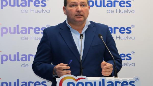 Huelva.- El PP destaca los 1.573 contratos para 'blindar' la sanidad onubense en verano