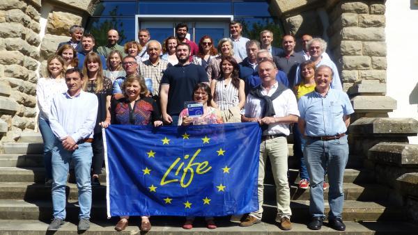 Agrointegra, el mejor proyecto en la categoría de medio ambiente de los premios europeos LIFE 2019
