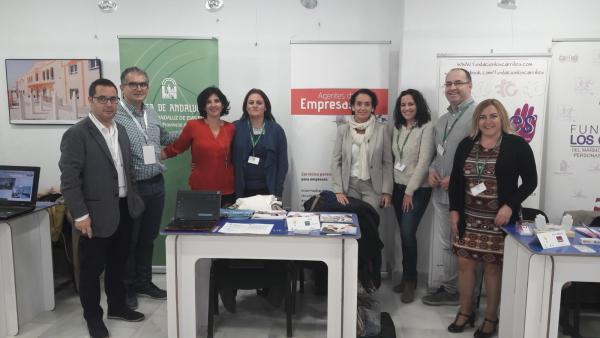 Almería.-Los agentes de empresas del SAE captaron más de 1.100 puestos de trabajo ofertados en sus visitas