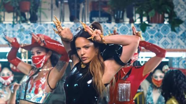 Captura de 'Aute Cuture', la nueva canción de Rosalía