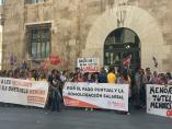 Trabajadores de centros de infancia piden una 'vía urgente' para pagar facturas atrasadas y abogan por el pago delegado