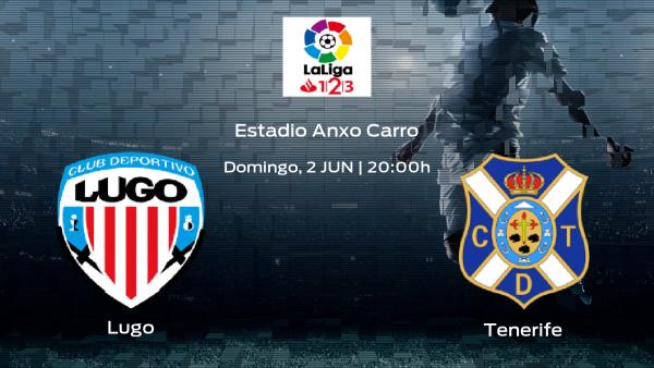 Previa del encuentro: Lugo - Tenerife, enfrentamiento en el Estadio Anxo Carro