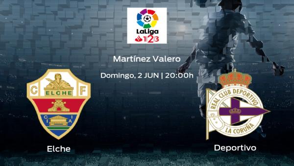 Previa del partido: Elche - Deportivo, partido en el Martínez Valero