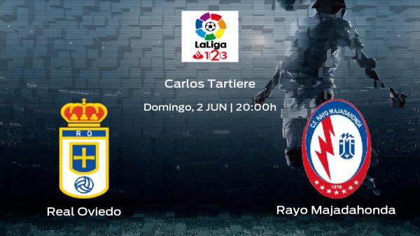 Previa del partido: el Rayo Majadahonda visita al Real Oviedo en el Carlos Tartiere