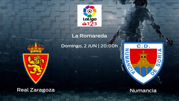 Previa del partido: el Numancia visita al Real Zaragoza en La Romareda