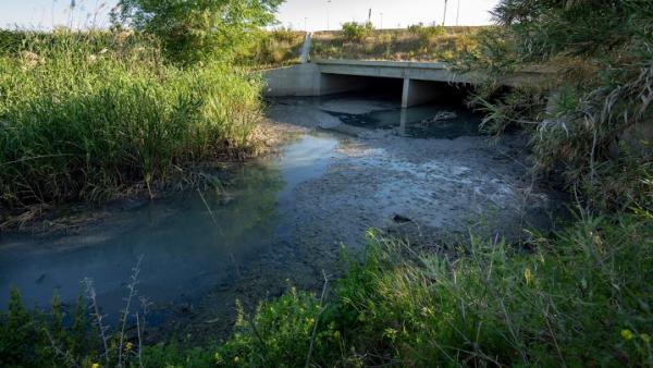 Sevilla.- Ecologistas denuncia 'vertidos de aguas residuales urbanas' al arroyo Almonázar