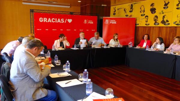 26M.- Ángel Víctor Torres (PSOE) se reunirá con todos los partidos tras el Día de Canarias