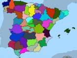 Mapa inicial del Guerra Civil Bot 2020