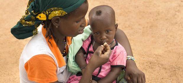 África.- La factura del hambre infantil para la economía de África