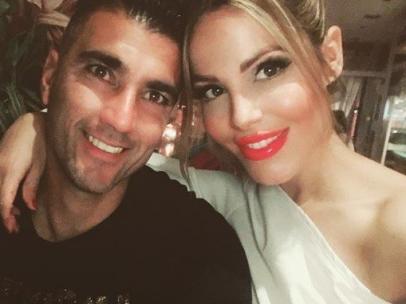 Reyes y su mujer
