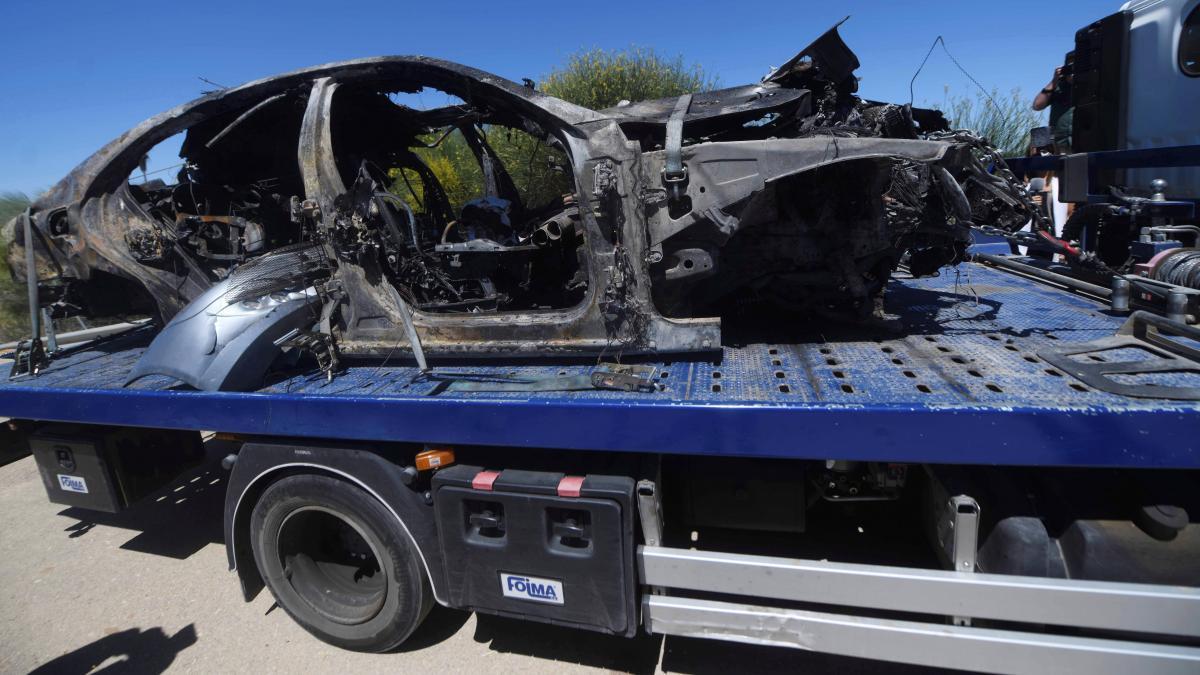 624dfcf693d El director de la DGT confirma que el mortal accidente de José Antonio  Reyes se debió al exceso de velocidad