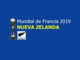 Selección de Nueva Zelanda en Francia 2019