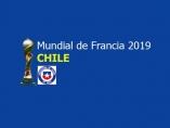 Equipo chileno para el Mundial 2019