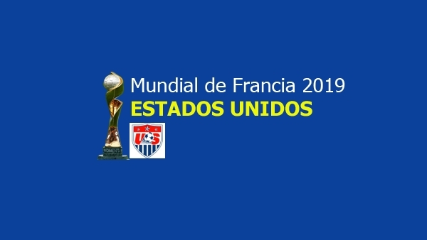 Equipo de Estados Unidos en Francia 2019