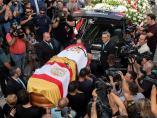 El funeral de José Antonio Reyes en Utrera