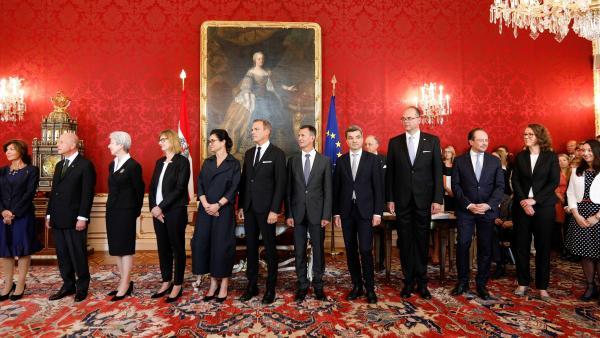 Gobierno austriaco paritario