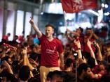Aficionado del Liverpool