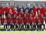 La selección española femenina, rumbo al Mundial
