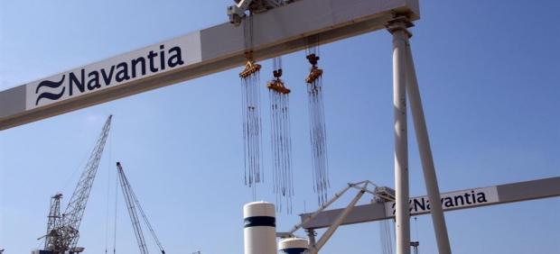 Cádiz.- 26M.- PP pide al Gobierno un 'esfuerzo especial' para cerrar contratos para Navantia