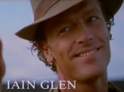 Iain Glen en 'Mararía'