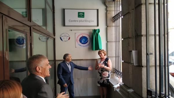 Granada.- Educación.- Francia da al instituto Ganivet el sello Label FrancEducation por su enseñanza del francés