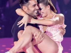 Yana Olina y David Bustamante