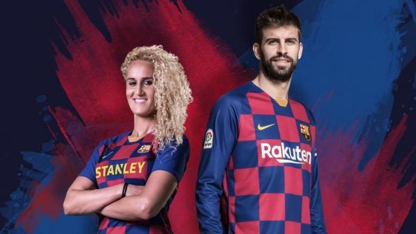 Resultado de imagen de fc barcelona new shirt 2020 riqui