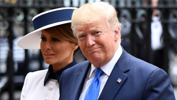 Visita de estado del presidente estadounidense Donald Trump a Reino Unido